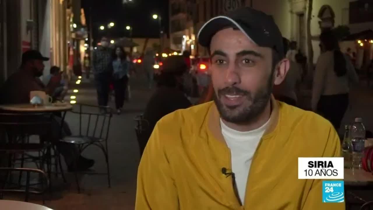 Abdalkader se hace llamar en México por su nombre kurdo Jackdar. Tras vivir el fuego cruzado en Siria en su carne, su vida adoptó más que otro nombre en otro país.