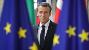 Emmanuel Macron a égrené lundi 4 mars une série de propositions pour faire avancer l'Union européenne.