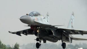 طائرة حربية هندية