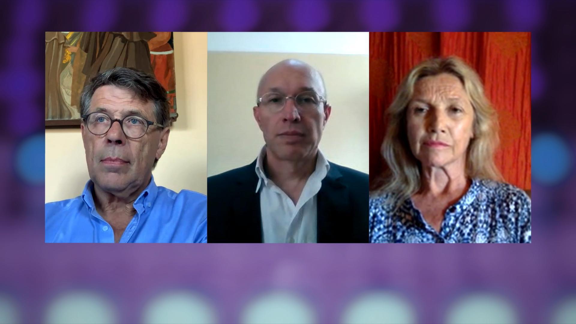 Philippe Chalmin, Christian Chavagneux et Pascale Joannin