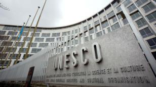 Le siège de l'Unesco, à Paris