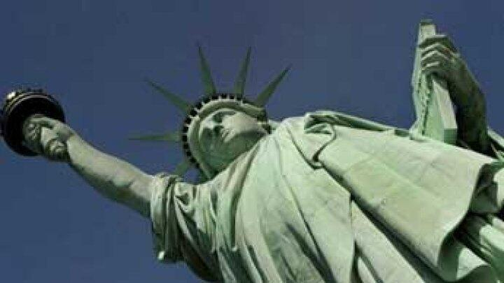 La Statue de la Liberté est l'un des monuments les plus visités des États-Unis.