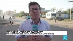 2020-11-19 08:14 Tigray conflict: Sudan says Ethiopian refugee arrivals reach 36,000
