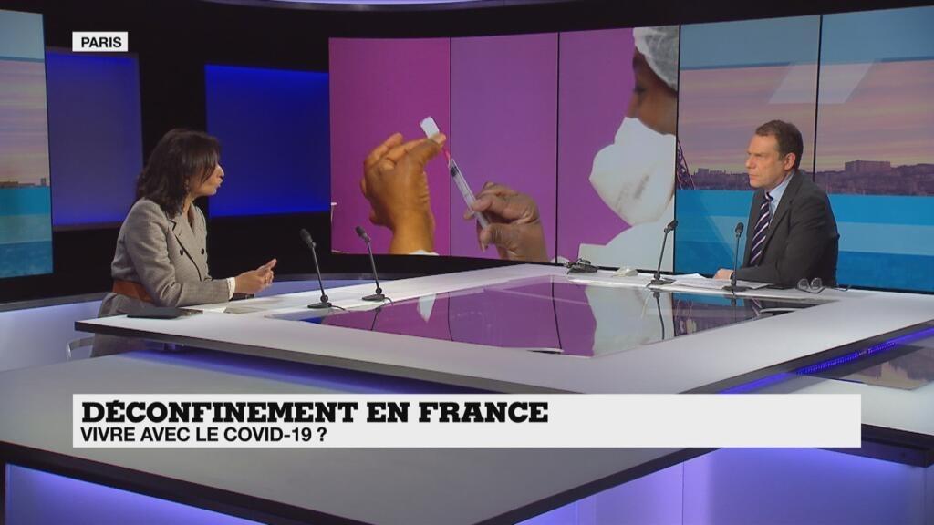 Déconfinement en France : vivre avec le Covid-19 ?
