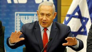 Benjamin Netanyahu, primer ministro de Israel, está involucrado en varias investigaciones de corrupción.