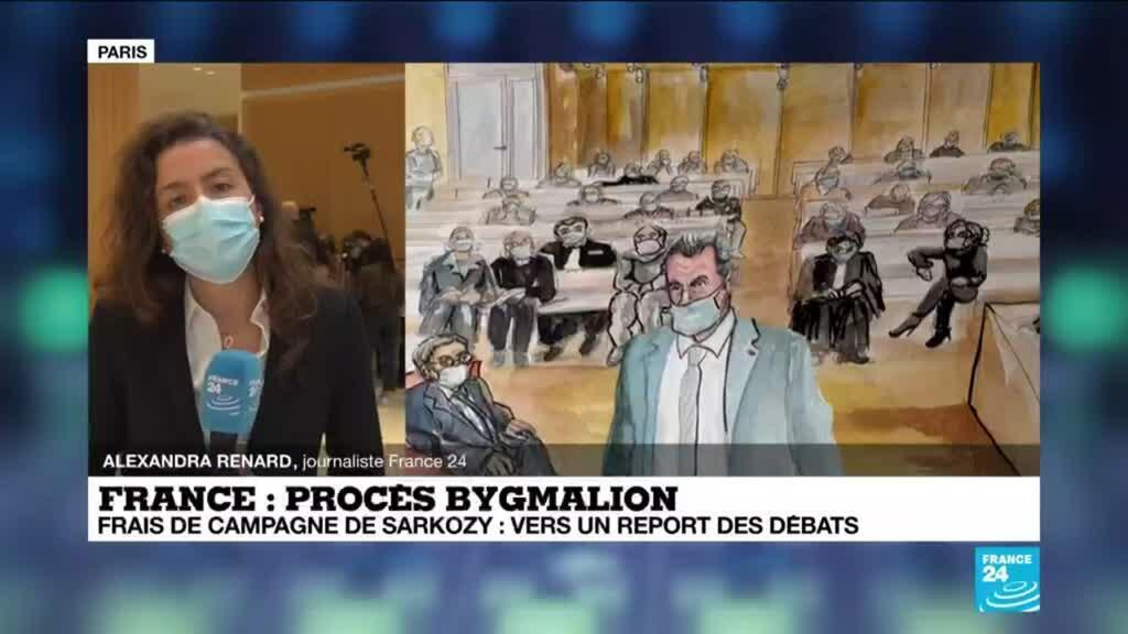 2021-03-17 13:16 Affaire Bygmalion : le procès s'est ouvert à Paris en l'absence de Nicolas Sarkozy