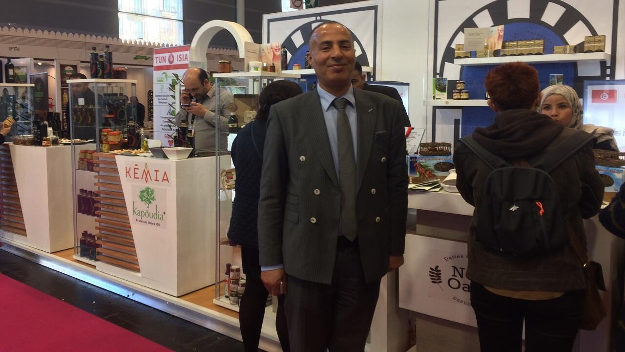 عبد المؤمن التوكبري: المدير العام لوكالة النهوض بالاستثمارات الفلاحية - الرواق التونسي
