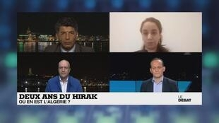 Le Débat de France 24 - lundi 22 février 2021