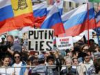 Plus de 20000 manifestants à Moscou pour réclamer des élections locales libres