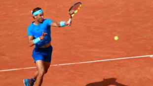Rafael Nadal, en lice pour un onzième titre à Roland-Garros.