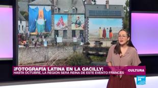 Si la pandemia lo permite, hasta octubre se oirá en el pueblo bretón de La Gacilly el lema 'Viva Latina!'. Y es que Latinoamérica es el centro de este decimoséptimo festival de fotografía.
