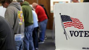 Les électeurs américains se sont rendus aux urnes le 8 novembre 2016.