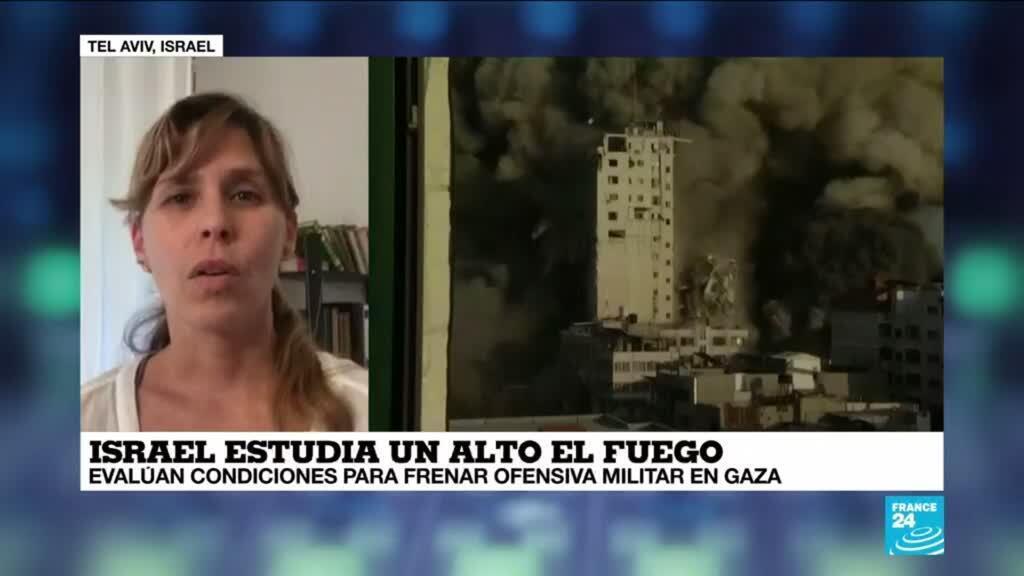 2021-05-19 14:32 Informe desde Tel Aviv: presión internacional por un cese de hostilidades entre Israel y Gaza