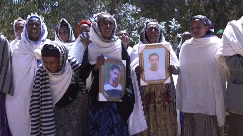 UN alleges war crimes in Ethiopia's Tigray region