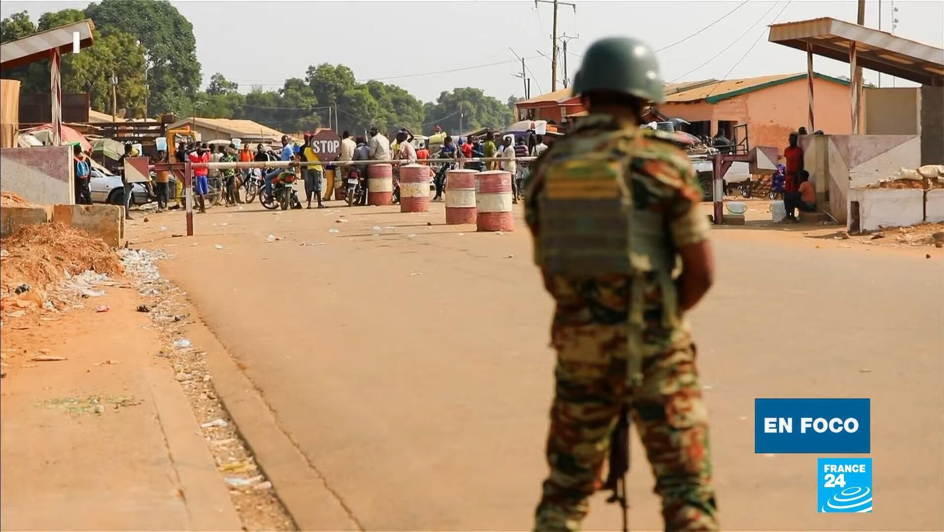 en foco - RCA  frontera Camerún