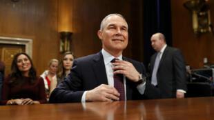 Scott Pruitt, ex-Attorney General de l'Oklahoma, a intenté 14 procédures contre l'EPA qu'il s'apprête à diriger.