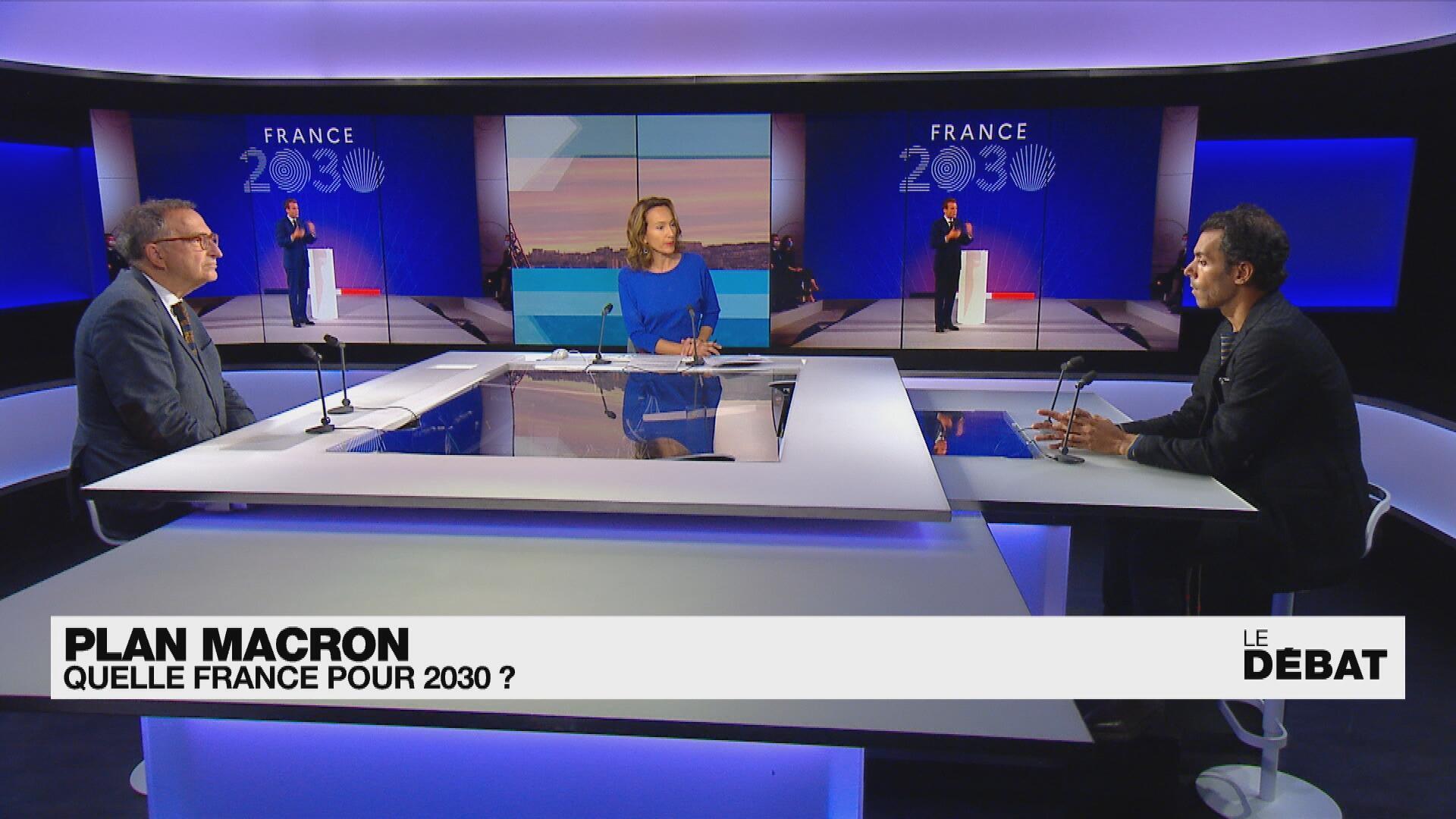 Le Débat de France 24 - mardi 12 octobre 2021