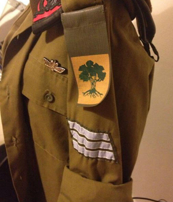 Jordan Bensemhoun proudly showed his staff sargeant stripes on his Facebook page in April. The soldier, who lived in Lyon until 2008, was among more than a dozen IDF soldiers killed during an operation in Gaza on July 20.
