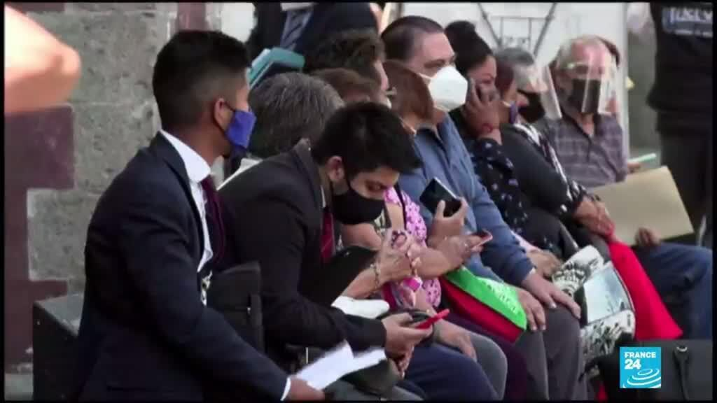 2021-03-26 00:04 México intenta acelerar su plan de vacunación contra el Covid-19
