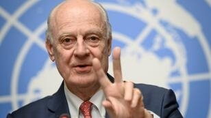 UN Special Envoy for Syria Staffan de Mistura said the committee that will write a new constitution for the war-torn country will not be formed by the year's end