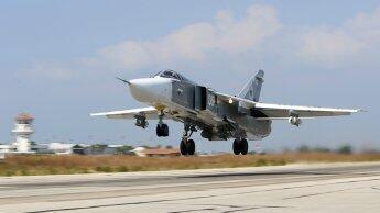 طائرة مقاتلة روسية
