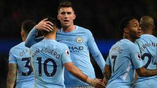 Manchester City, plus que jamais en route vers le titre de champion d'Angleterre.