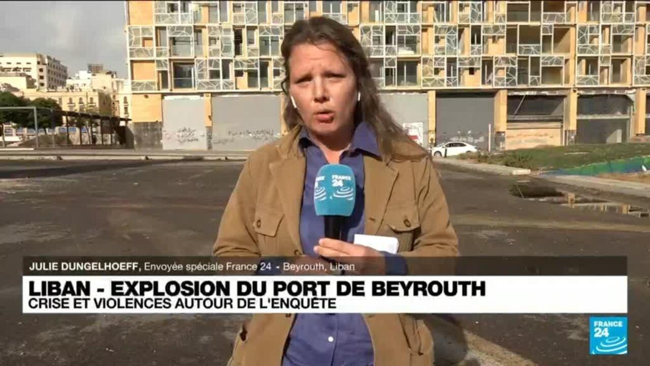 """Liban : """"Des rassemblements prévus pour marquer les deux ans du mouvement de contestation"""" - France 24"""