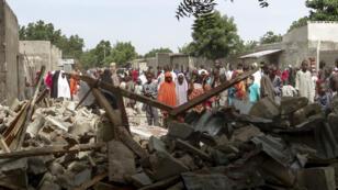 Un précédent attentat-suicide à Maiduguri avait fait 8 morts, le 17 juillet 2017.