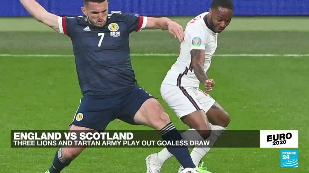 2021-06-18 23:47 Euro 2020: England held to goalless draw by Scotland at Euro 2020
