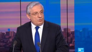 """""""Le but est d'empêcher une organisation terroriste d'attaquer notre pays à partir du sol syrien"""", a affirmé Ismaïl Hakki Musa."""