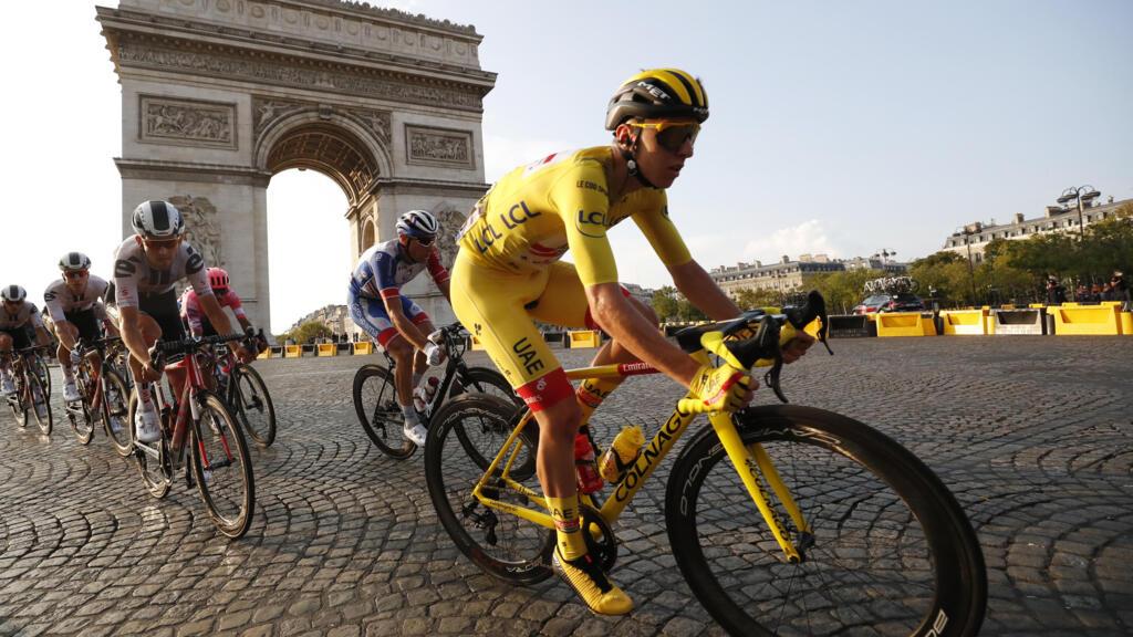 Tour de France : Sam Bennett s'impose sur les Champs-Élysées, Pogacar remporte l'édition 2020