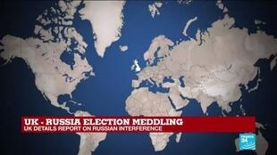 2020-07-21 12:01 Report: Russia meddled in UK elections, Scottish referendum