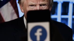 """Donald Trump was suspended from Facebook and Instagram after he posted a video during the deadly January 6 rampage by his supporters at the US Capitol in which he stated: """"We love you, you're very special"""""""