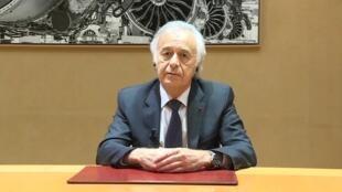 Philippe Petitcolin, CEO of Safran