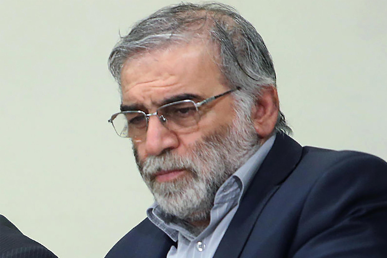 iran murdered scientist