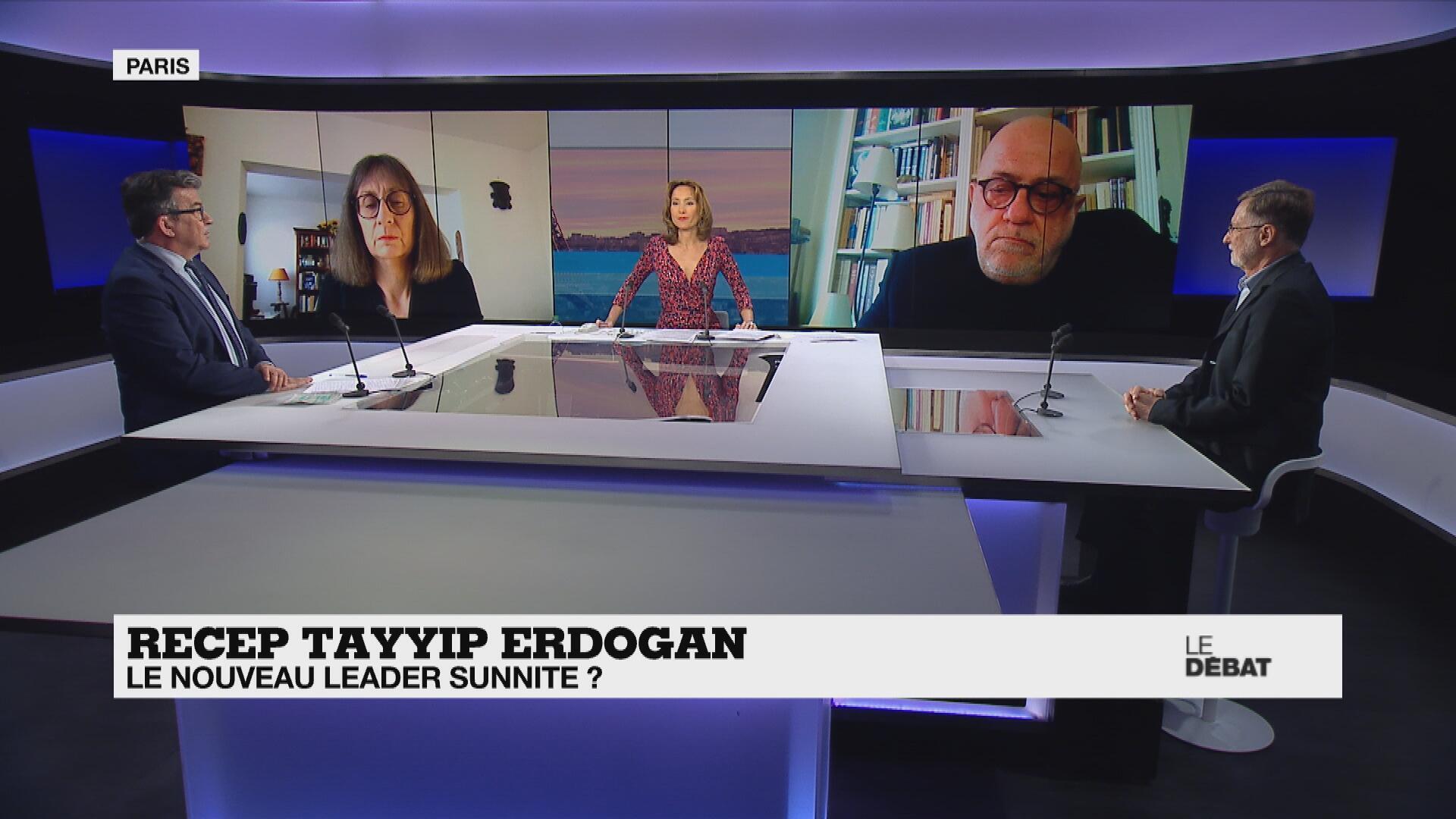 Le Débat de France 24 - lundi 26 avril 2021