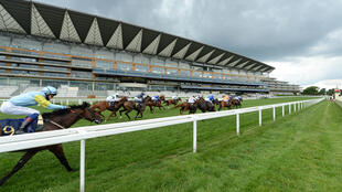 The final day of Glorious Goodwood racing Festival will resemble this scene at Royal Ascot after the pilot scheme to allow spectators was cancelled