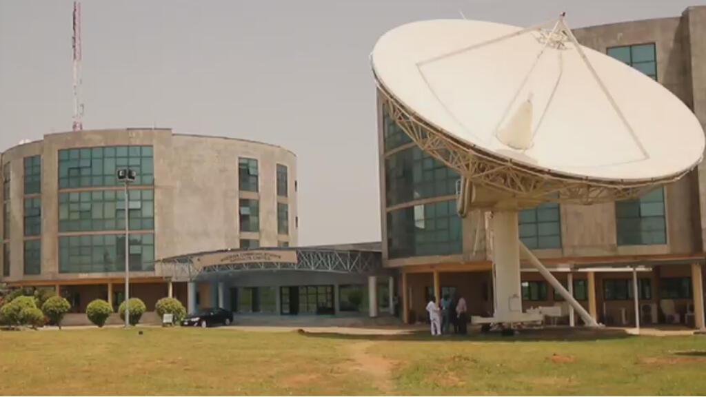 Le centre aérospatial d'Abuja au Nigéria