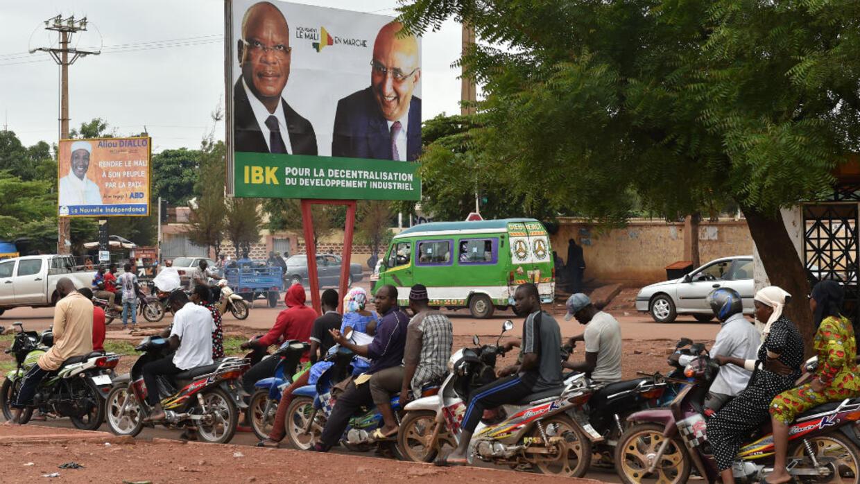 Suspicion of vote fraud revives Mali's ethnic tensions