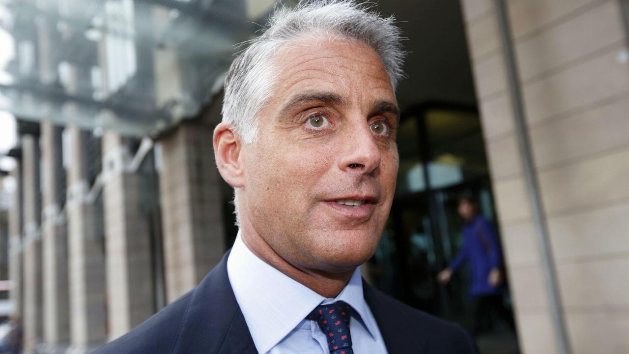 Le banquier italien Andrea Orcel avait accepté de quitter UBS pour diriger Santander, mais exigeait un chèque de bienvenue de 50millions d'euros.