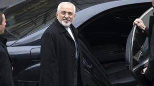 وزير الخارجية الإيراني محمد جواد