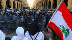 'It's your right to arrest us': Beirut protesters vow to keep up the pressure