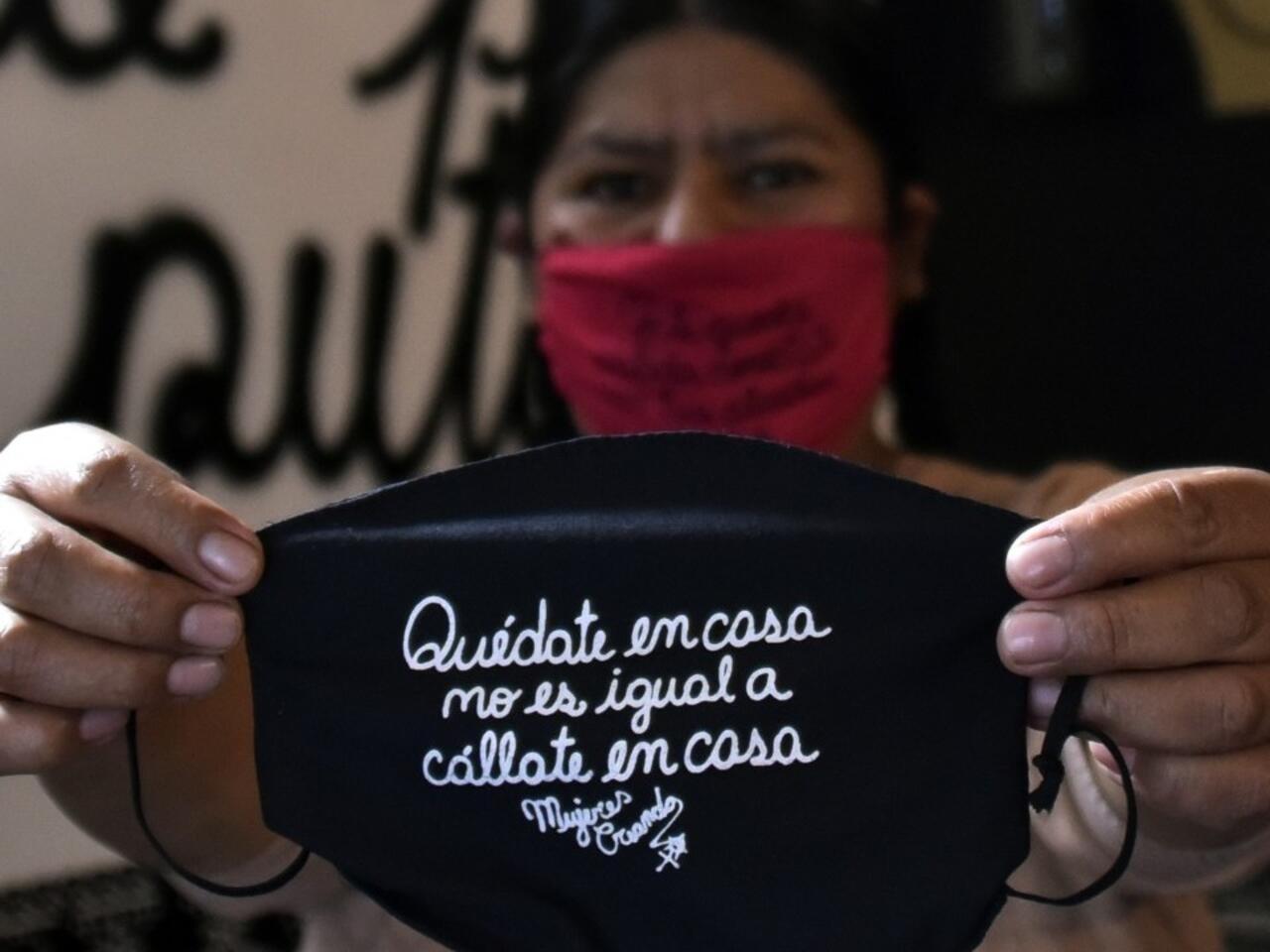 Repunte De Feminicidios Durante La Pandemia Y El Aislamiento A Causa Del Covid 19