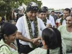 Présidentielle en Bolivie : Evo Morales en tête, un second tour à venir