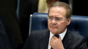Le président du Sénat, Renan Calheiros, dans le collimateur de la justice.