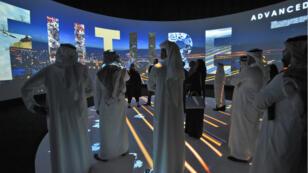 Le projet de zone de développement futuriste Neom a été présenté à Ryad mardi 24 octobre.