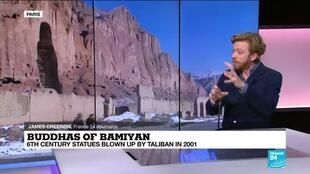 2021-03-11 09:10 Gap in history: Afghans recall Taliban's destruction of famed Buddha statues