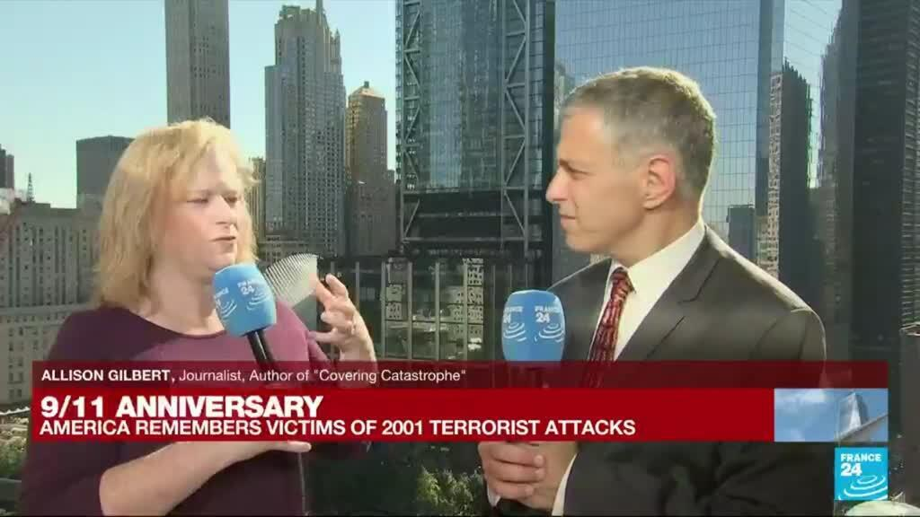 2021-09-11 15:22 Live from a hospital bed: First-hand accounts of the journalists who covered 9/11