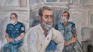 Nordahl Lelandais was sentenced to 20 years in jail