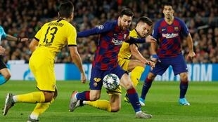 Messi Barça BVB Reuters 27 nov 2019